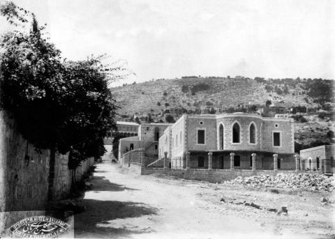 Construction of 10 Haparsim Street